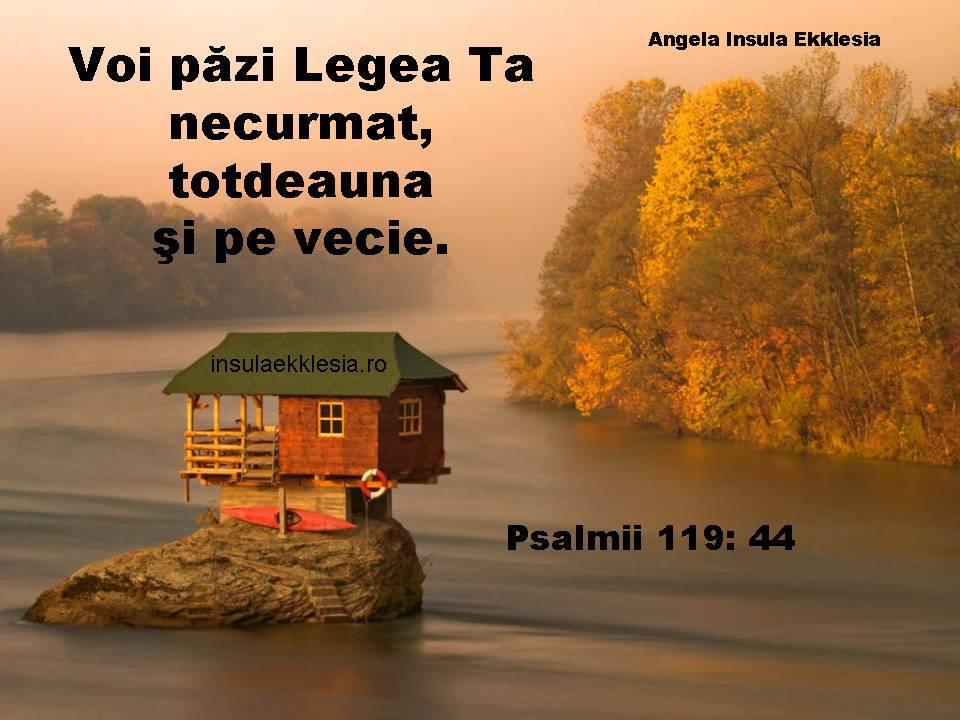 legea Domnului,Cuvantul
