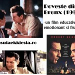 Poveste din Bronx (1993) -un film educativ, emotionant si frumos.