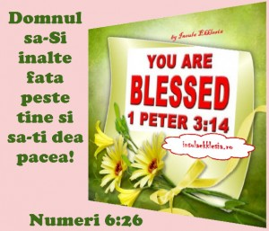 you are blessed by Insula Ekklesia