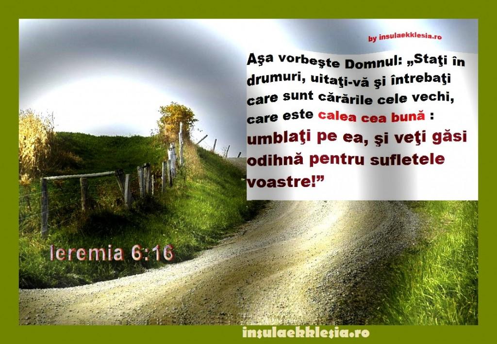 drum Ieremia