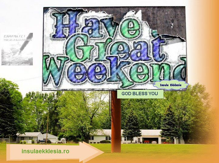 weekend placut,great weekend