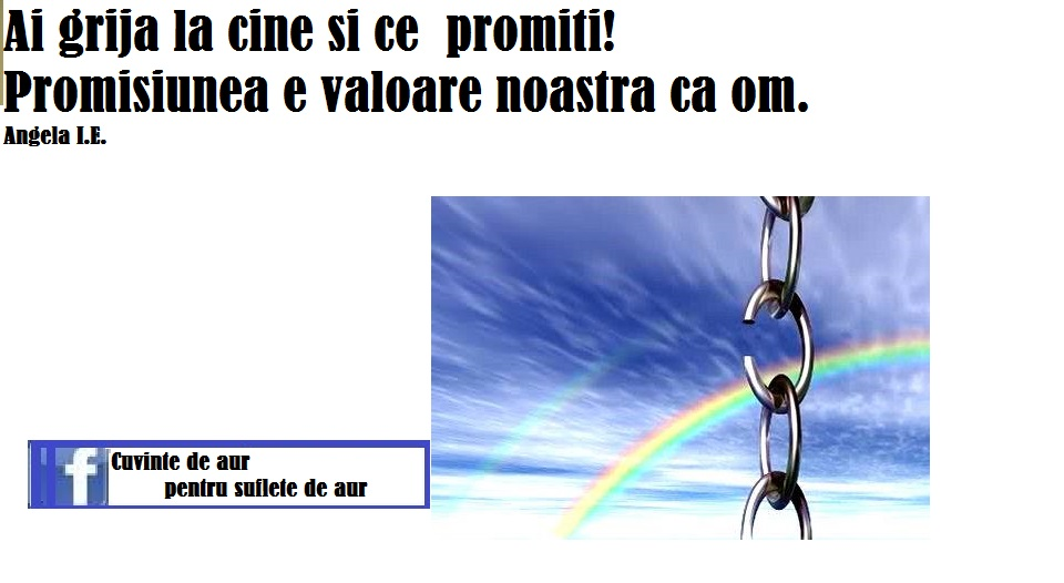 promisiune,promisiuni