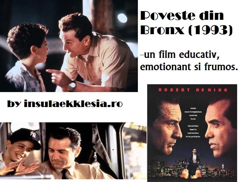 Poveste din Bronx