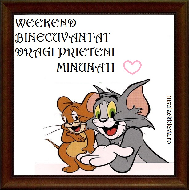 weekend binecuvantat